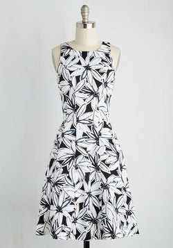 Elated Illustrator Dress