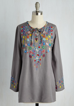 Forever Folksy Tunic