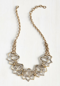 Smart Deco Necklace
