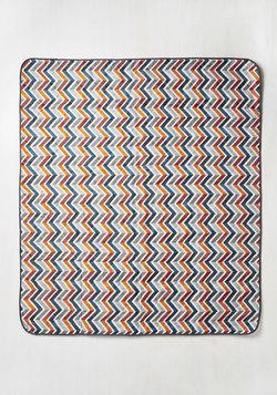 Chevron Your Honor Picnic Blanket