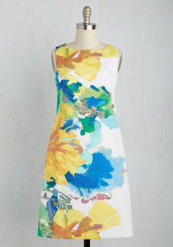 Mature Portraiture Dress