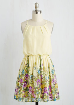 Meadows on my Mind Dress