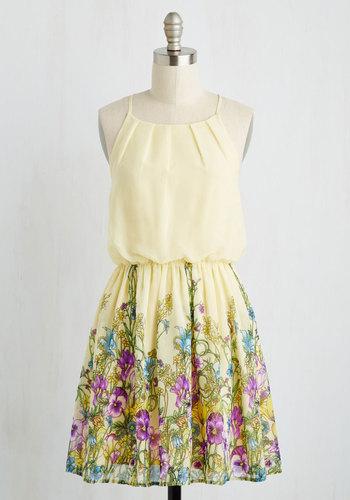 Meadows on my Mind Dress