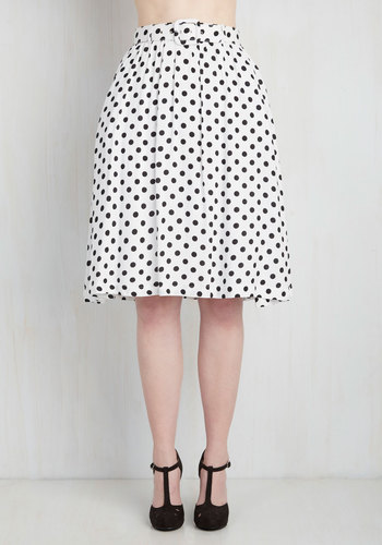Brio as You Are Skirt $54.99 AT vintagedancer.com