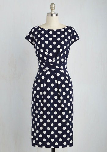 Spotted from a Distance Dress $129.99 AT vintagedancer.com
