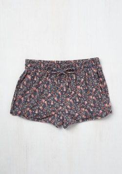 Code for Cozy Lounge Shorts