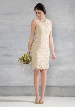 Refined Romance Dress
