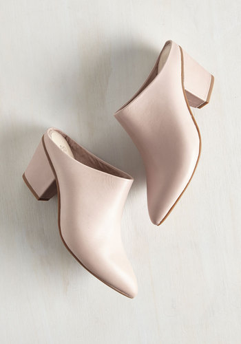 Got the Answer Heel in Blush