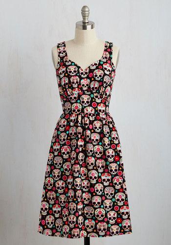 Twirl of My Dreams Dress $89.99 AT vintagedancer.com