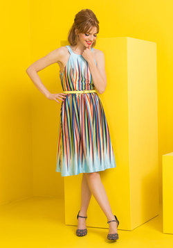 What's the Zeal? Dress in Rainbow