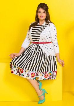 Miss Mix-It Dress