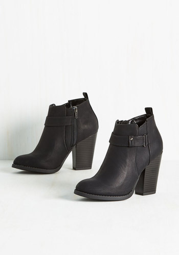 Gig-Time Operator Bootie
