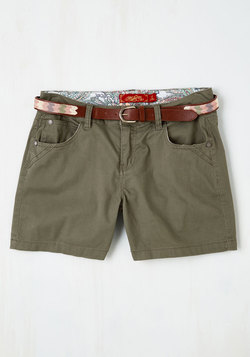It's in Your Nature Walk Shorts