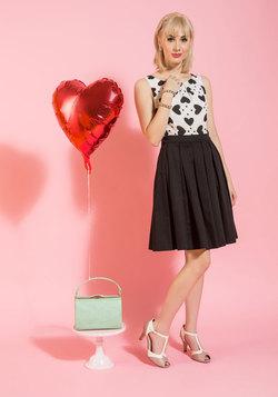 Chic Sweetheart Dress