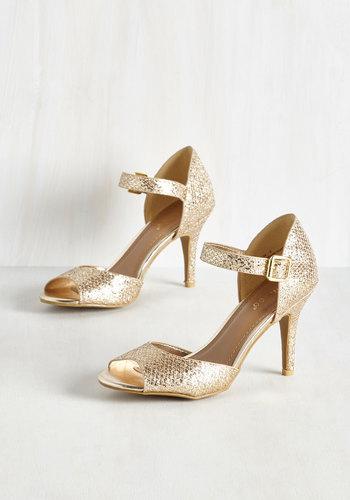 Gilded Age Gala Heel