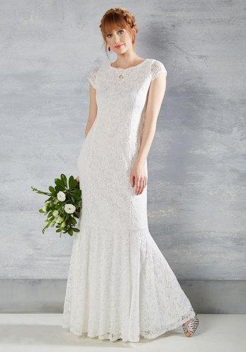 Velvet Rope Ready Dress in White $175.00 AT vintagedancer.com