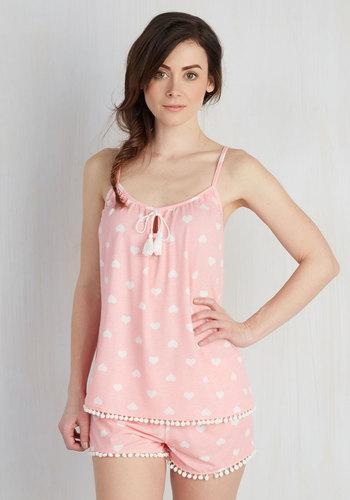 Giddy Morning, Sleepyhead Pajamas in Hearts