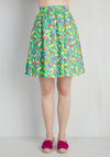 Ice Pop Culture Skirt