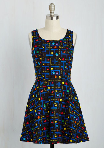 Name of the Gamer A-Line Dress