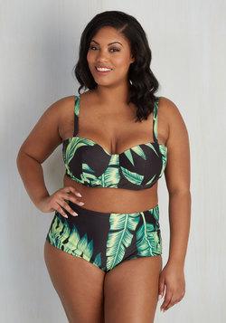 Beachy as ABC Swimsuit Top - 1X-4X