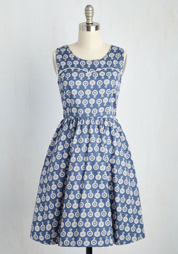 Folksy the Sights Dress