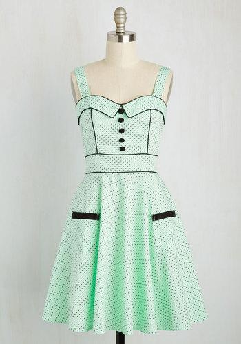 Heps and Dreams Dress $69.99 AT vintagedancer.com