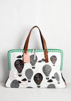 Keepsake on the Sunny Side Weekend Bag