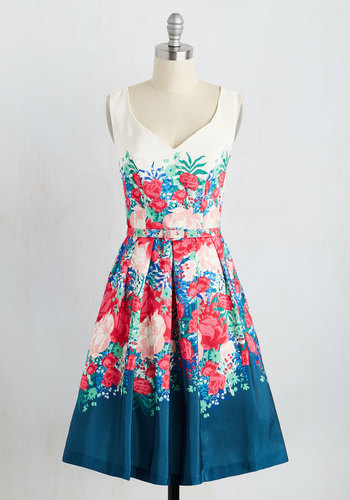 Flatters All Expectations Dress
