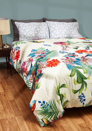 If the Snooze Fits Duvet Cover in Full/Queen