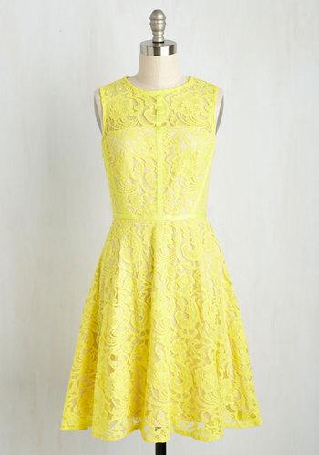 Swanky Sunday Dress
