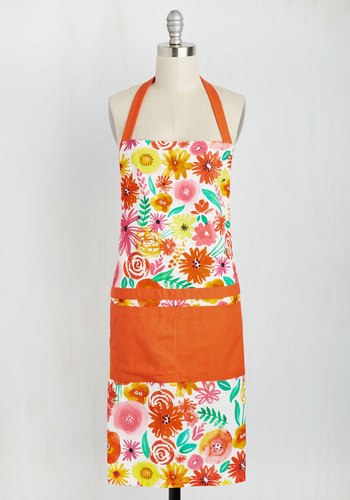 Infused With Femininity Apron