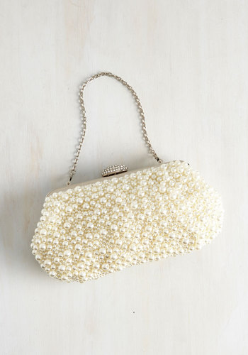 Vintage Inspired Wedding Dresses In the Mood for Luxe Clutch $44.99 AT vintagedancer.com