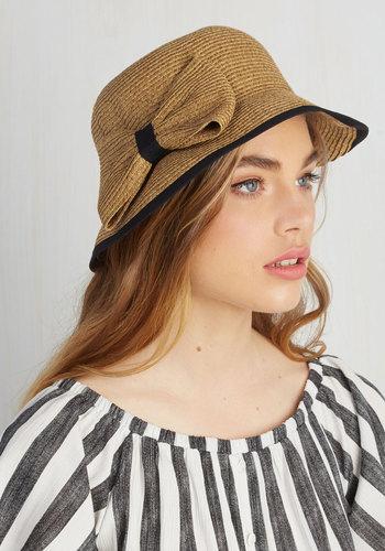 Cloche for Comfort Hat $24.99 AT vintagedancer.com