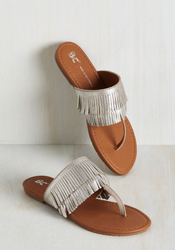 Glisten Closely Sandal