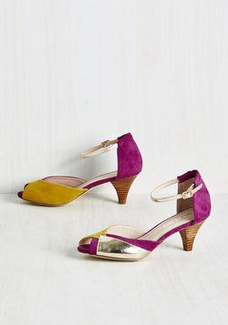 Marvels of Moxie Heel in Day