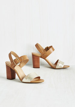 Champion Leather Heel