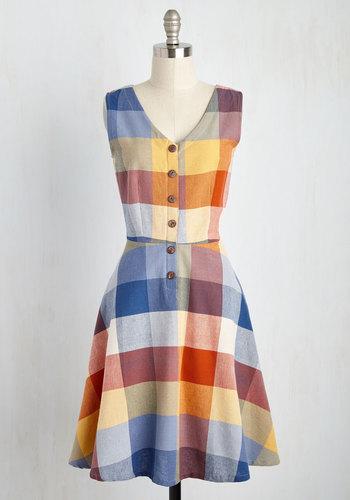 Swap Meet Sweetheart Dress $99.99 AT vintagedancer.com