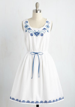 Made to Embroider Dress
