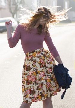 In a Moment of Sweetness Skirt