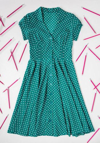 Soda Shop Hop Dress