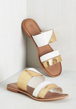So Fresh and So Sheen Sandal