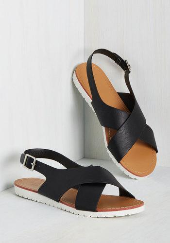 Walk It Like It's Hot Sandal