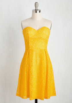 ModCloth Womens Thats a Rapt Dress