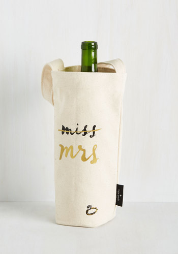 Hugs and Mrs. Wine Tote