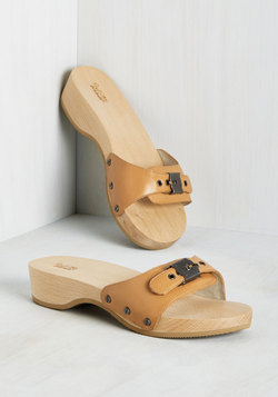 Maritime to Shine Sandal in Camel