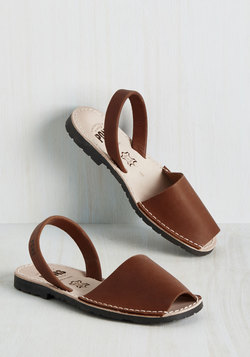 Force to Be Beckoned With Sandal in Brown