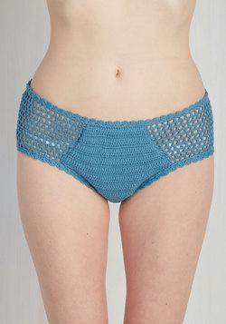 Weave Got the Heat Swimsuit Bottom