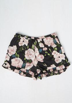 La Zzz en Rose Sleep Shorts