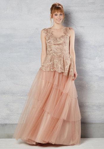 Awakening of Elegance Dress $300.00 AT vintagedancer.com