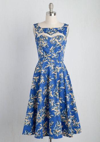 Hootenanny Which Way Dress $89.99 AT vintagedancer.com